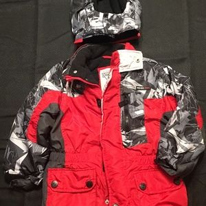 OshKosh OK-95 Pro Toddler Winter Jacket